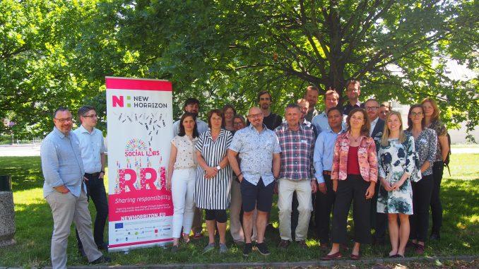 NewHoRRIzon workshop participants