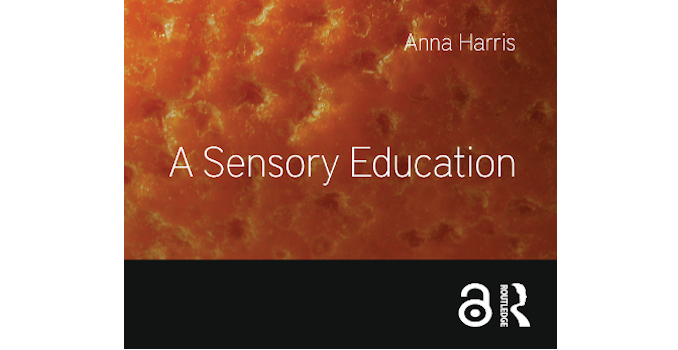 A sensory Education cover by Anna Harris